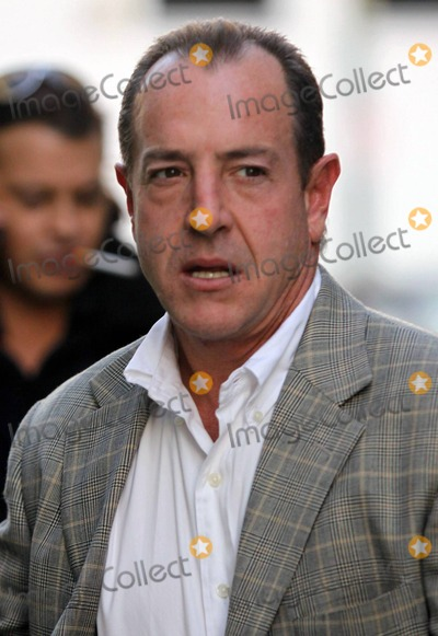 """All 4 One, Delious Kennedy, Kennedy, Lady GaGa, Lindsay Lohan, Michael Lohan, Father Alberto Cutié, Michael Bublé, Michael Paré Photo - EXCLUSIVE!! Lindsay Lohan's father Michael Lohan looks stern as he leaves the CNN building in Hollywood. It's reported that Michael commissioned Delious Kennedy, a former member of All-4-One, to write and record a song for Lindsay called """"My Rose."""" According to the reports, the song, which has yet to be released, is a club track that, according to Delious, is in the style of Lady Gaga. Lohan said that the song is about a """"talented and beautiful young lady who has grown in our hearts, she is badgered by paparazzi, cut down by the media ... She will wilt, but when she falls, I will always be there to pick her up and put her petals back on."""" Los Angeles, CA. 1/13/11.Fees must be agreed prior to publication."""