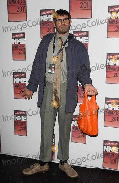 Angelos Epithemiou Photo - Angelos Epithemiou at the NME Awards 2011 at Brixton Academy in London, UK. 2/23/11.