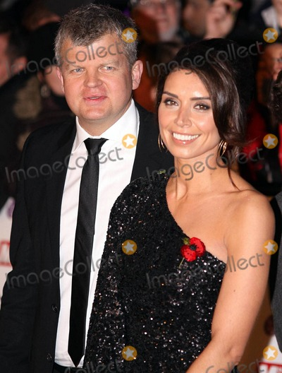 Adrian Chiles, Christine Bleakley Photo - Adrian Chiles and Christine Bleakley at the Pride of Britain Awards at the Grosvenor House Hotel. London, UK. 11/8/10.