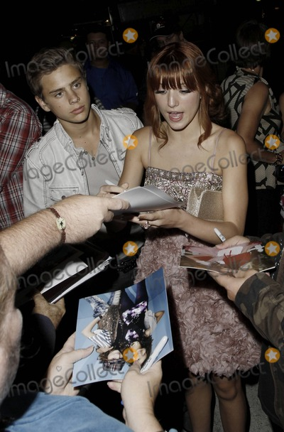 Bella Thorne And Garrett Backstrom Photos and Pict...