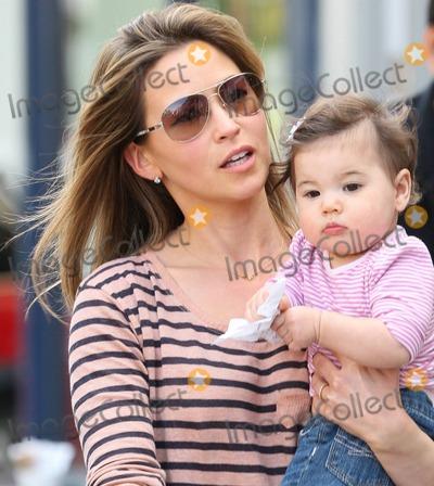 Celebrity baby amelie