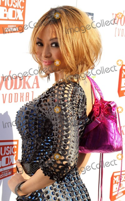 Photos And Pictures Tila Tequila Dons A Tight Pvc Mesh