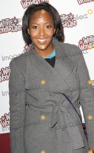 Angellica Bell Photo - Radio personality Angellica Bell at the VIP Launch of Hyde Park's Winter Wonderland which boasts festive lights and an iceskating rink. London, UK. 11/18/10.
