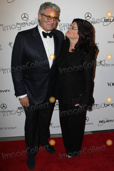 Ann Lopez, Michael Nouri, Michael Noury, Michael Bublé, Michael Paré Photo - Michael Nouri and Ann Lopez on the red carpet at the star studded Art of Elysium fourth annual Heaven Charity Gala held at the California Science Center. Los Angeles, CA. 01/15/11.
