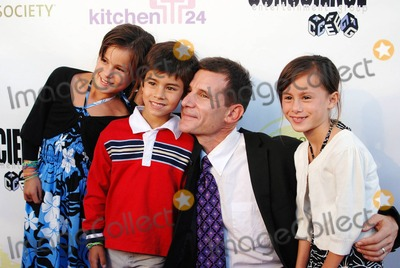 Anne Archer Photo - Andrew Lauer and family attend the Sirens Society's 2nd annual benefit FILManthropy Festival held at Cinespace.  The goal of FILManthopy is to showcase movies that, 'inspire, educate, raise awareness and motivate so that the audience may, through their eyes, open their minds and their hearts to creating a better world for all.'  This year's event honored actress Anne Archer as FILManthropist of the Year 2010. Los Angeles, CA. 10/03/10.