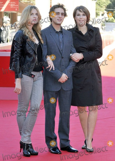 """Benjamin Siksou, Cecile Cassel, The Calling Photo - (L-R) Actress Cecile Cassel, Benjamin Siksou and director Audrey Estrougo attend the photo call for """"Leila"""" held at Auditorium Parco Della Musica during the 5th International Rome Film Festival. Rome, ITA. 10/28/10."""