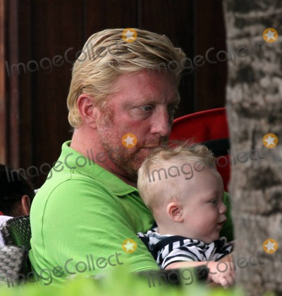 Photos and pictures german tennis player boris becker for Couples long weekend getaway