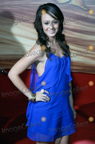 """Photo - Caitlin Taylor Love at the premiere of """"Tangled"""" at the El Capitan Theatre in Hollywood, CA. 11/14/10."""