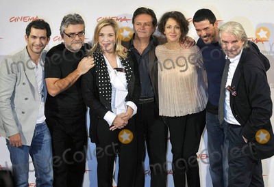 "Alessandro Gassman, Kseniya Rappoport, Amr Waked, The Calling, Anna Maria Perez de Taglé, Hüsker Dü, Isaach De Bankolé, Padre Alberto Cutié, Raven Simoné Photo - Cast, writers and director of ""Il Padre E Lo Straniero"", Amr Waked, Giancarlo De Cataldo, Simona Izzo, Graziano Diana, Kseniya Rappoport, Alessandro Gassman and Ricky Tognazzi at the photo call for their film held at Auditorium Parco Della Musica during the 5th International Rome Film Festival. Rome, ITA. 10/30/10."