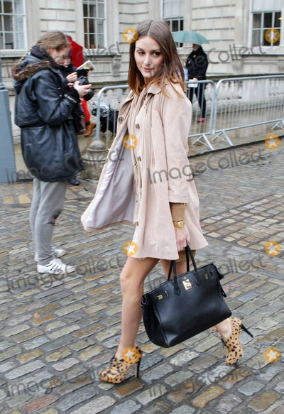 Photos and pictures olivia palermo walks down a for Hermes palermo