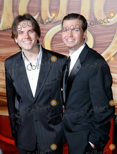 "Byron Howard Photo - Byron Howard and Nathan Greno at the premiere of ""Tangled"" at the El Capitan Theatre in Hollywood, CA. 11/14/10."