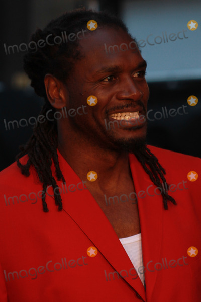 Audley Harrison, Leicester Square Photo - Audley Harrison, Arriving at Screening at Empire Cinema, Leicester Square, LONDON - SEPTEMBER 17