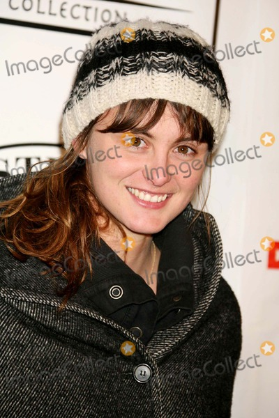 Trish Goff Photo - Trish Goff Arriving at Designers For Darfur at Roseland Ballroom in New York City on 02-09-2007. Photo by Henry Mcgee/Globe Photos, Inc. 2007.