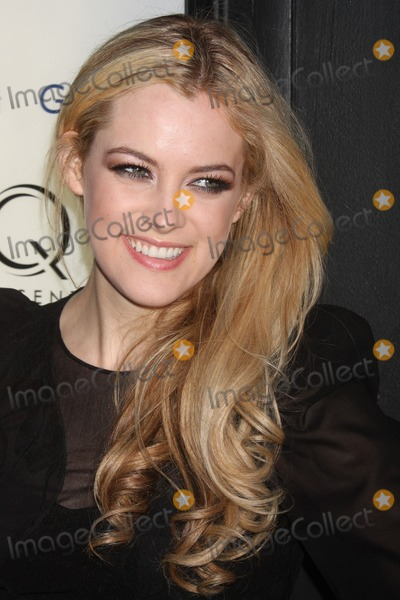 Photos and Pictures - New York, NY 03-17-2010 Riley Keough ...