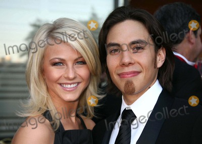 Apolo Anton Ohno, Julianne Hough, White House, The White Photo - Apolo Anton Ohno with Julianne Hough (From Dancing with the Stars) at the White House Correspondents' Association Dinner at the Washington Hilton Hotel in Washington, D.C. on 04-21-2007. Photo by Henry Mcgee/Globe Photos, Inc. 2007.
