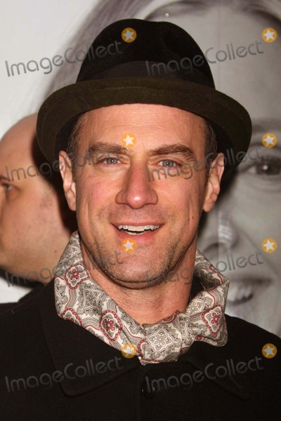 """Christopher Meloni, Christophe Honoré Photo - Christopher Meloni Arriving the Opening Night Performance of """"God of Carnage at the Bernard B. Jacobs Theatre in New York City on 03-22-2009. Photo by Henry Mcgee-Globe Photos, Inc. 2009."""