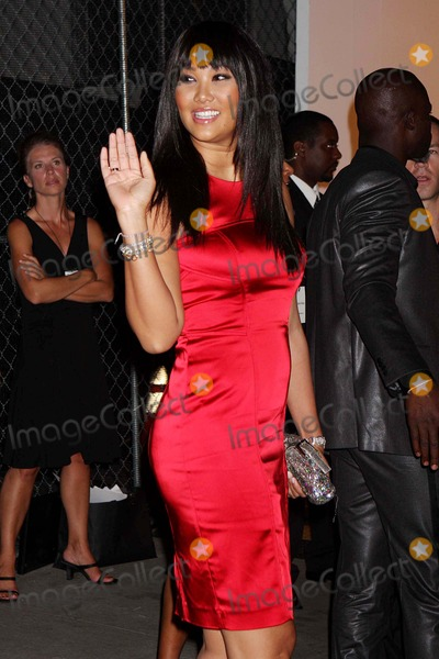 Kimora Lee, Kimora Lee Simmons, Calvin Klein, Kimora Lee-Simmons, Kimora Simmons Photo - Kimora Lee Simmons Arriving at Calvin Klein's 40th Anniversary Celebration on the High Line in New York City on 09-07-2008. Photo by Henry Mcgee/Globe Photos, Inc. 2008.
