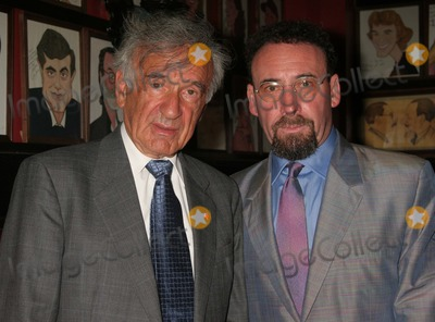 Elie Wiesel, Sir Antony Sher, ANTONY SHER Photo - New York, NY 7-11-2005