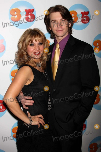 """Andy Karl, Orfeh Photo - Orfeh and Andy Karl Arriving at the Opening Night Party For """"9 to 5: the Musical"""" at the Marriott Marquis in New York City on 04-30-2009. Photo by Henry Mcgee-Globe Photos, Inc. 2009."""