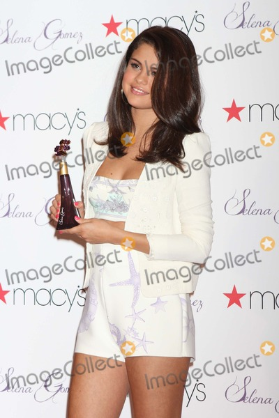 Selena Gomez, Gomez Photo - Selena Gomez at the Launch of Her Signature Fragrance at Macy's Herald Square in New York City on 06-09-2012. Photo by Henry Mcgee-Globe Photos, Inc. 2012.