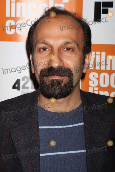 """Asghar Farhadi Photo - Asghar Farhadi, Iranian Screenwriter/director Arriving at the 49th Annual New York Film Festival Opening Night Gala Screening of """"Carnage"""" at Lincoln Center's Alice Tully Hall in New York City on 09-30-2011. Photo by Henry Mcgee-Globe Photos, Inc. 2011."""