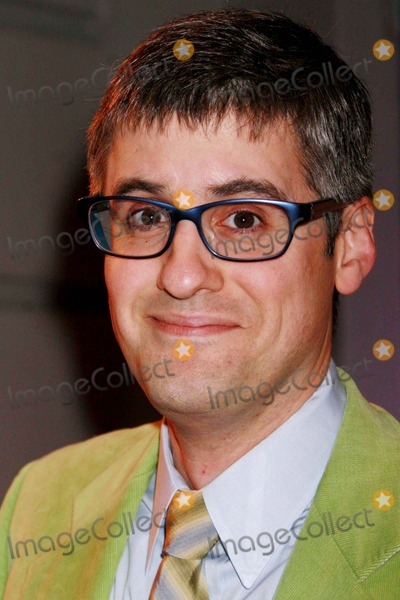 Mo Rocca Photo - MO Rocca Arriving at the Opening Night Performance of the Little Mermaid at the Lunt-fontanne Theater in New York City on 01-10-2008. Photo by Henry Mcgee/Globe Photos, Inc. 2008.