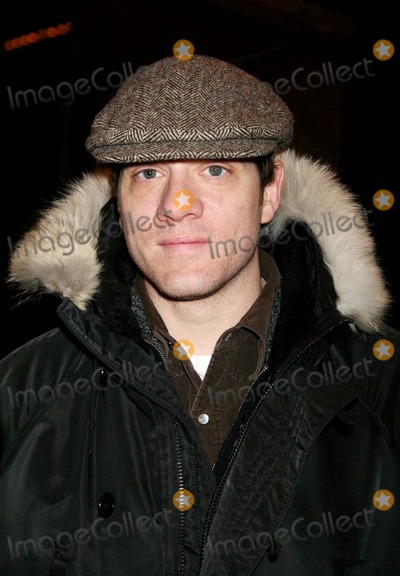 Adam Rapp, Kiss Photo - Adam Rapp Arriving at the Opening Night of the Roundabout Theatre Company's Production of Prelude to a Kiss at the American Airlines Theatre in New York City on 03-08-2007. Photo by Henry Mcgee/Globe Photos, Inc. 2007.