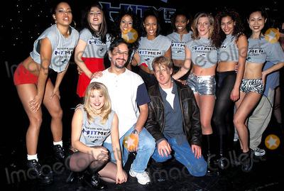 Anthony Cumia Photo - Sd1109 Xfl's NY / NJ Hitmen Unveil Uniforms at Wwf, New York. Xfl Cheerleaders with Anthony Cumia and Opie Hughs Photo: Henry Mcgee / Globe Photos Inc