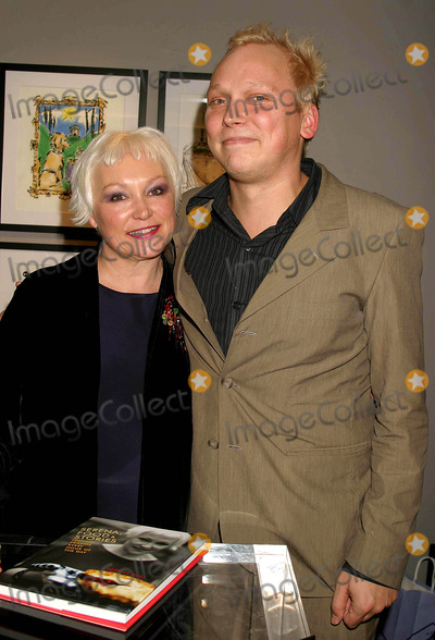 Serena Bass Photo - Serena Bass and Her Son Sam Shaffer at the Launch of Serena Bass' Cookbook: Serena, Food & Stories-feeding Friends Every Hour of the Day at Bergdorf Goodman in New York City on November 8, 2004. Photo by Henry Mcgee/Globe Photos, Inc. 2004.