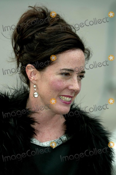 """Kate Spade Photo - Kate Spade at the Fresh Air Fund's Annual Spring Gala """"Salute to American Heroes"""" at Tavern on the Green in New York City on Jusne 5, 2003. Photo Henry Mcgee/Globe Photos, Inc. 2003."""