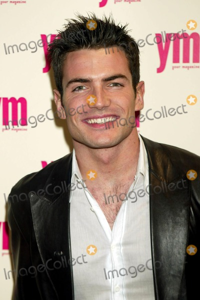 """Aiden Turner Photo - Aiden Turner (""""All My Children"""")at Party For Ym's 4th Annual Mtv Issue at Splashlight Studios in New York City on March 4, 2003. Photo by Henry Mcgee/Globe Photos, Inc.2003. K29441hmc."""