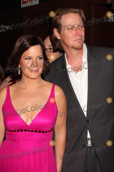 Marcia Gay Harden, Thaddaeus Scheel, Gay Harden Photo - Marcia Gay Harden and Husband Thaddaeus Scheel Arriving at the 54th Annual Drama Desk Awards at Fh Laguardia Concert Hall at Lincoln Center in New York City on 05-17-2009. Photo by Henry Mcgee-Globe Photos, Inc. 2009.