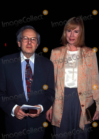 Andre Previn Photo - Nbr Awards Gala Andre Previn 02-26-1996 Photo by Henry Mcgee-Globe Photos