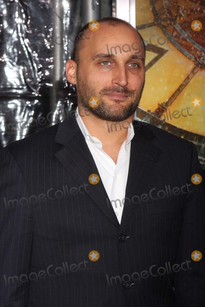 """Amir Bar-Lev Photo - Amir Bar-lev Arriving at the World Premiere of Paramount Pictures' """"Hugo in 3d"""" at the Ziegfeld Theatre in New York City on 11-21-2011. Photo by Henry Mcgee-Globe Photos, Inc. 2011."""