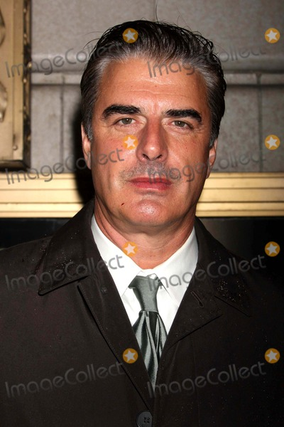 """Chris Noth, Ethel Barrymore Photo - Chris Noth Arriving at the Opening Night Performance of """"Exit the King"""" at the Ethel Barrymore Theatre in New York City on 03-26-2009. Photo by Henry Mcgee-Globe Photos, Inc. 2009."""