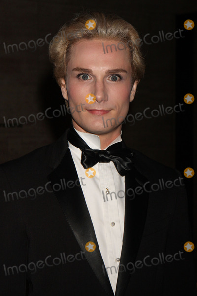 "Austin Scarlett Photo - Austin Scarlett Arriving at the Metropolitan Opera's Production of ""Das Rheingold"" at Lincoln Center's Metropolitan Opera House in New York City on 09-27-2010. Photo by Henry Mcgee-Globe Photos, Inc. 2010."