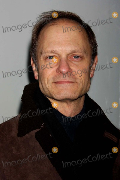 """David Hyde Pierce Photo - David Hyde-pierce Arriving the Opening Night Performance of """"God of Carnage at the Bernard B. Jacobs Theatre in New York City on 03-22-2009. Photo by Henry Mcgee-Globe Photos, Inc. 2009."""