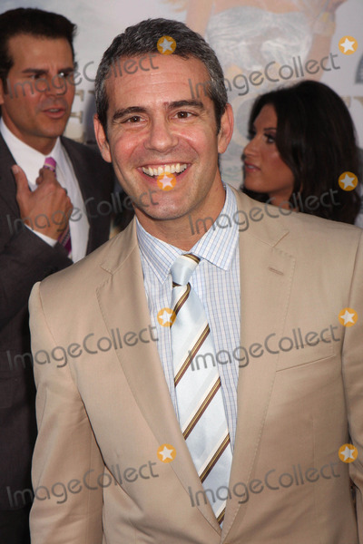 "Andy Cohen Photo - Andy Cohen Arriving at the World Premiere of Warner Bros. Pictures' ""Sex and the City 2"" at Radio City Music Hall in New York City on 05-24-2010. Photo by Henry Mcgee-Globe Photos, Inc. 2010."