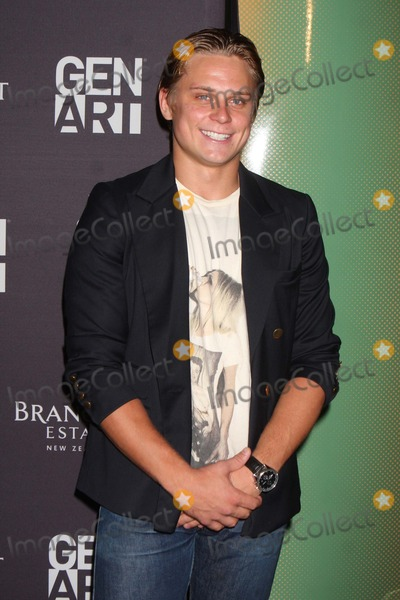 "Billy Magnussen Photo - Billy Magnussen Arriving at the Gen Art Screening of ""Life Happens"" at the Visual Arts Theater in New York City on 08-15-2011. Photo by Henry Mcgee-Globe Photos, Inc. 2011."