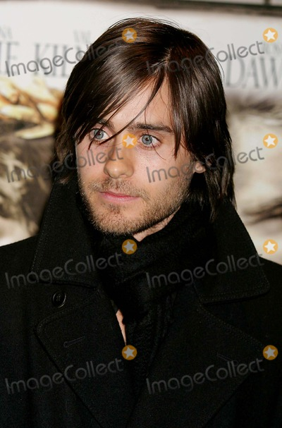 Jared Leto Photo - Jared Leto Arriving at a Screening of Alexander at the Walter Reade Theater in New York City on 11-22-2004. Photo by Henry Mcgee/Globe Photos, Inc. 2004.