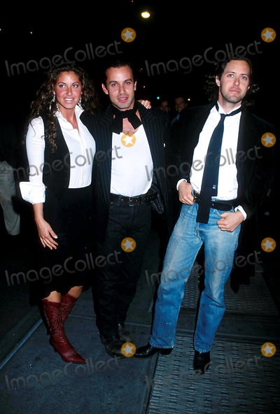 Andrew David, David Lauren Photo - Sd10/15/2002 2002 Vh1/vogue Fashion Awards After-party, Hudson Hotel, NYC. Dylan_andrew_david Lauren Photo by Henry Mcgee/Globe Photos,inc.