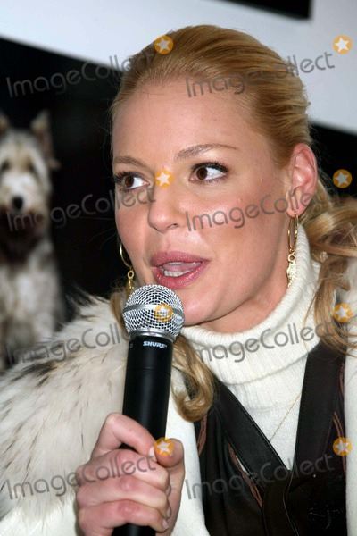 Katherine Heigl Photo - New York, NY 02-08-2007