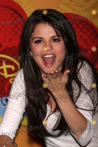 Gomez, Selena Gomez Photo - Selena Gomez From Disney Channel's Wizards of Waverly Place at World of Disney in New York City on 09-06-2008. Photo by Henry Mcgee/Globe Photos, Inc. 2008.