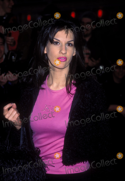 "Anka Radakovich Photo - ""Two Girls and a Guy"" Premiere at Sony Lincoln Square in New York City 04/22/98 Photo by Henry Mcgee/Globe Photos, Inc."