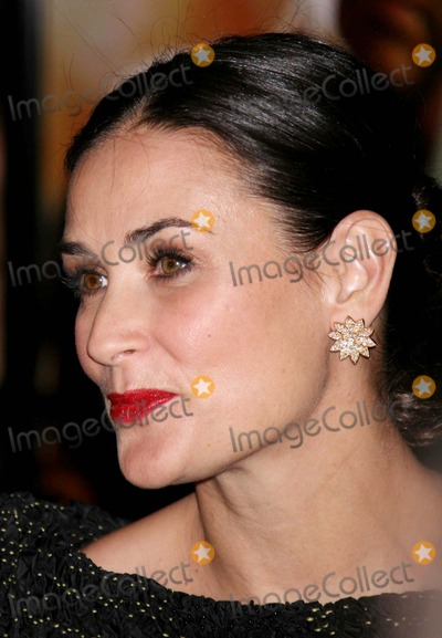 Demi Moore Photo - Demi Moore Arriving at the Premiere of Live Free or Die Hard at Radio City Music Hall in New York City on 06-22-2007. Photo by Henry Mcgee/Globe Photos, Inc. 2007.