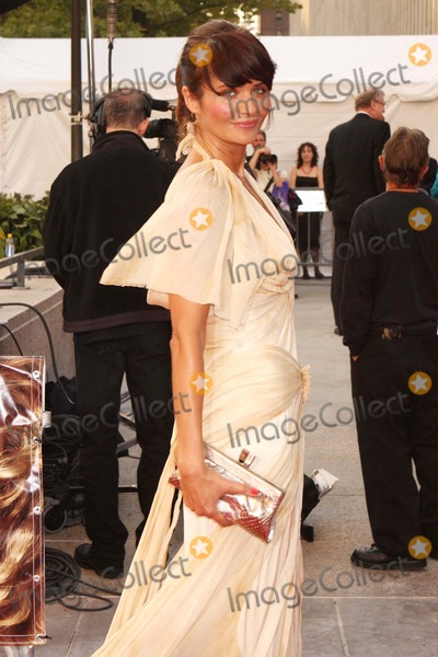 Helena Christensen Photo - Helena Christensen Arriving at the Metropolitan Opera's 125th Anniversary Opening Night Gala at Lincoln Center Plaza in New York City on 09-22-2008. Photo by Henry Mcgee/Globe Photos, Inc. 2008.