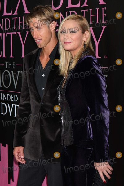 Alan Wyse, Kim Cattrall Photo - New York, NY 09-18-2008