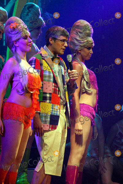 """Mo Rocca Photo - MO Rocca Performing at """"Broadway Bares 19.0: Click It!"""" at Roseland Ballroom in New York City on 06-21-2009. Photo by Henry Mcgee-Globe Photos, Inc. 2009."""
