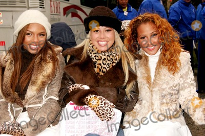 Cheetah Girls, CHEETAHS GIRLS Photo - Cheetah Girls at the 79th Annual Macy's Thanksgiving Day Parade on Central Park West in New York City on 11-24-2005. Photo by Henry Mcgee/Globe Photos, Inc. 2005.