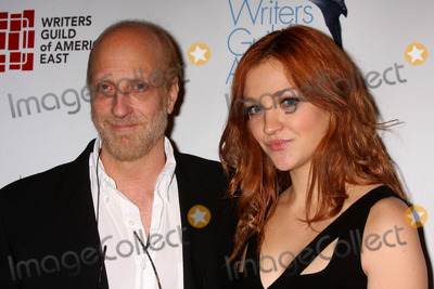 Chris Elliott, Abby Elliott Photo - Chris Elliott and Abby Elliott Arriving at the 62nd Annual Writers Guild Awards East Coast Ceremony at the Millennium Broadway Hotel's Hudson Theatre in New York City on 02-20-2010. Photo by Henry Mcgee-Globe Photos, Inc. 2010.